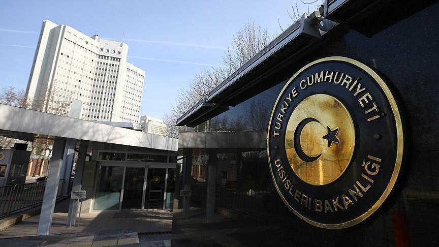 Turkey condemns EU decision to suspend high-level talks 12