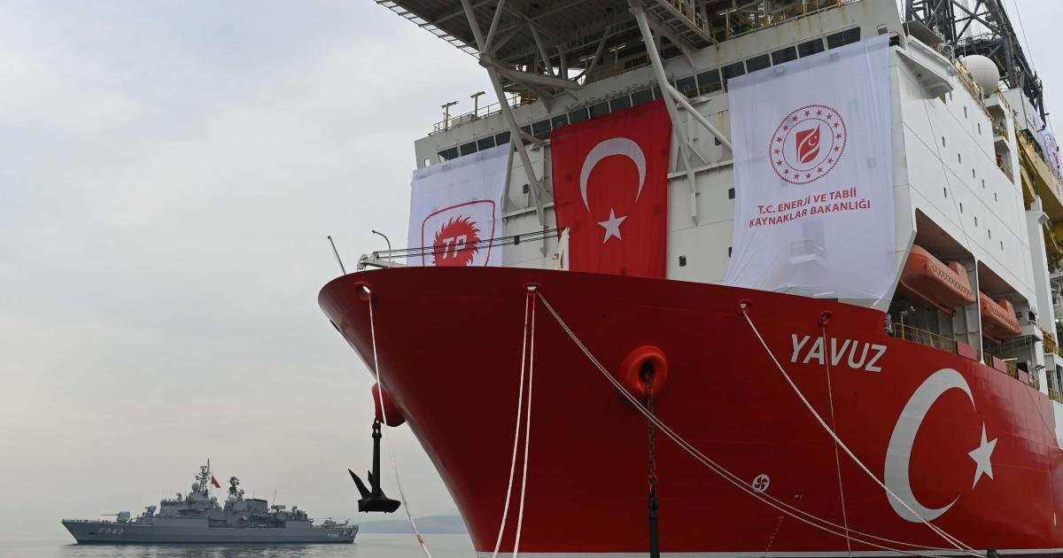 Cyprus says Turkish drill ship off its coast serious sovereignty breach 1