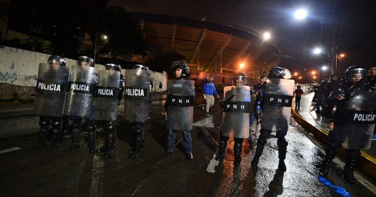 Old grudge between Honduras football fans sparks riot that kills three 4