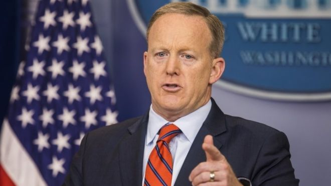 Dancing with the Stars row over Sean Spicer casting 16
