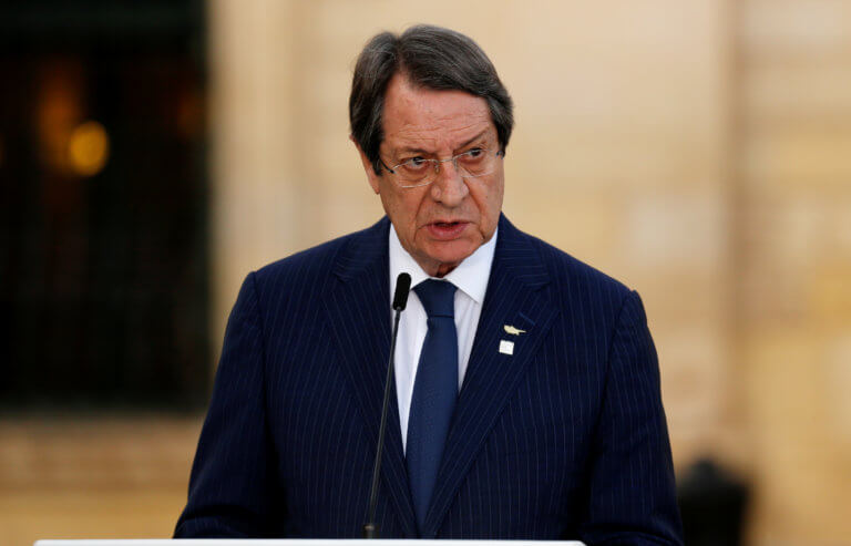 Anastasiades expresses regret for being targeted through libellous articles 1