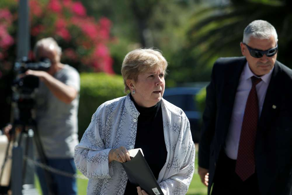 Lute agree to visit Cyprus early September 1