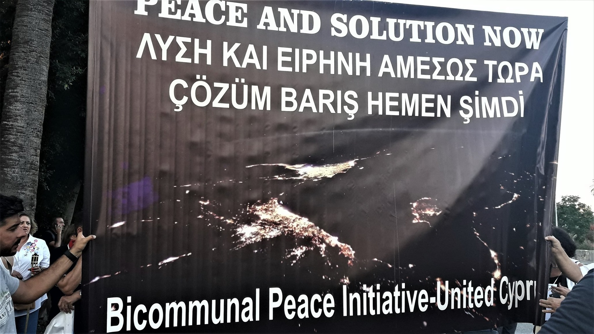March for Peace Talks (Videos) 2