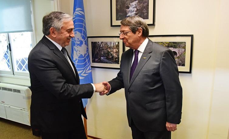 Cyprus leaders agree to seek peace again, but 'disagreements persist' 15