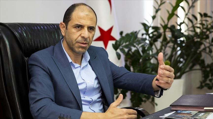 """Özersay: """"The approaches that will involve the Greek Cypriot leadership regarding Maraş process should be avoided"""" 1"""