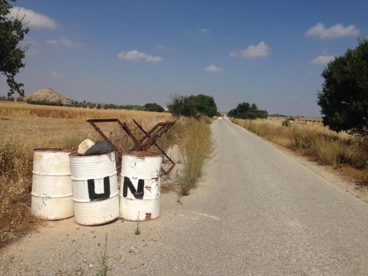 Athienou Mayor cites reasons to open Gaziler(Pyroi) crossing point 1