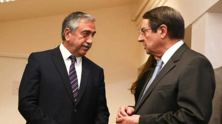 Anastasiades to send non paper to Akinci with counter proposals on natural gas 11