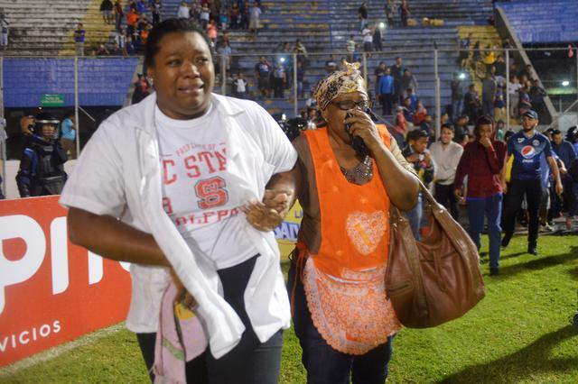 Old grudge between Honduras football fans sparks riot that kills three 4