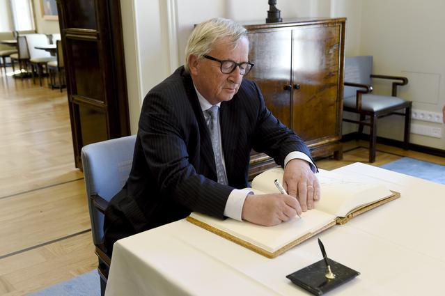 EU's Juncker tells Britain: no-deal Brexit will hurt you the most 1