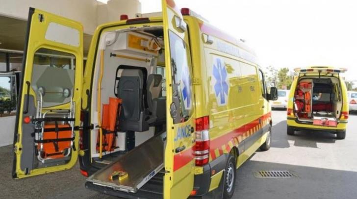 Unidentified man in critical condition at Nicosia Hospital 1