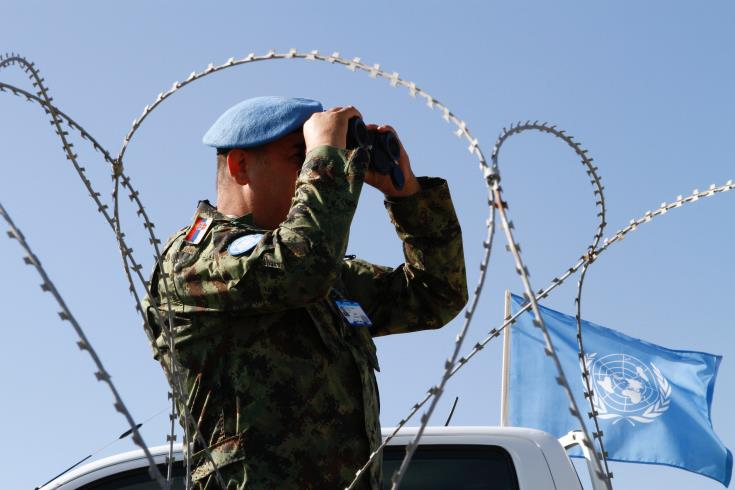 United Nations Peacekeeping Force in Cyprus cautions against hunting in the buffer zone 2