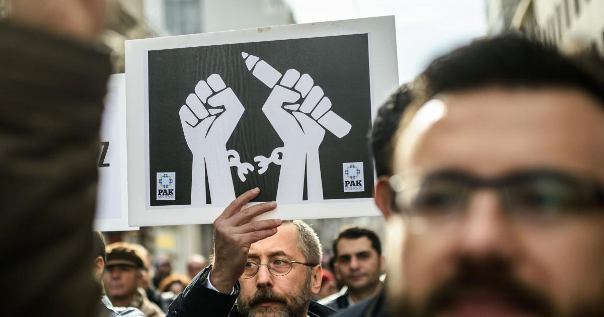 Internet censorship law extends Turkish government's reach over journalism, culture 12