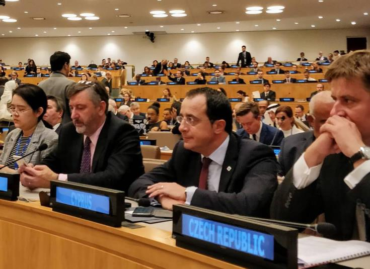 Contacts to arrange FM's meetings on sidelines of UN General Assembly 15