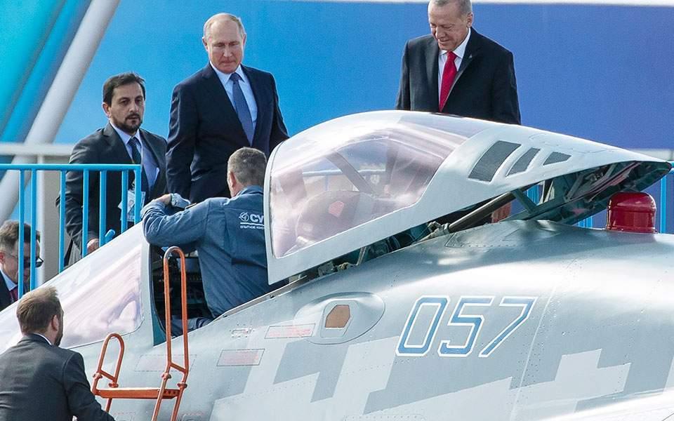 Russia, Turkey discuss supply of Russian warplanes 2