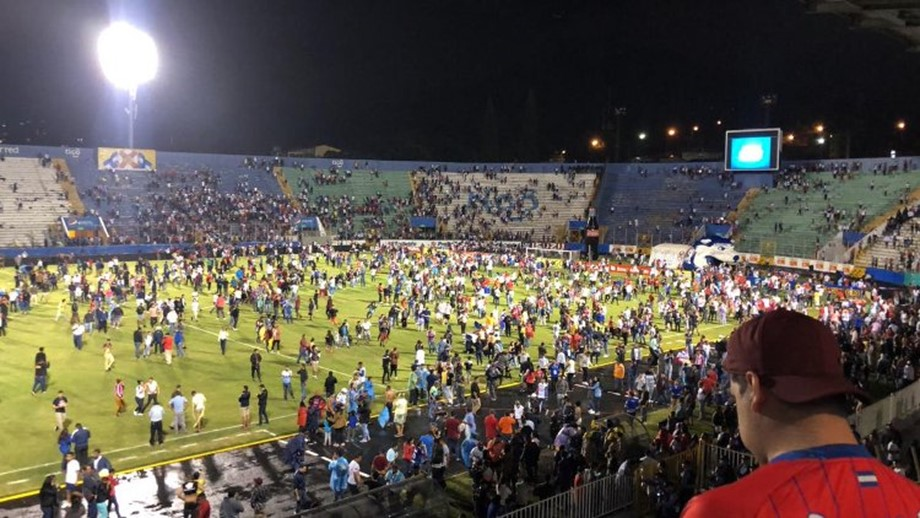 Old grudge between Honduras football fans sparks riot that kills three 1