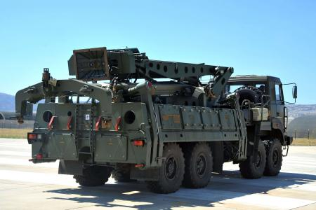 Turkey receives second batch of Russian S-400 missile system 11