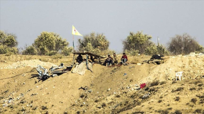 YPG/PKK has begun withdrawing in North Syria 15