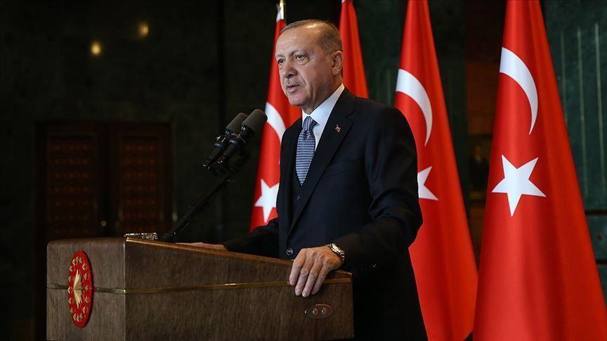 Erdogan observes 20th anniversary of Marmara earthquake 1