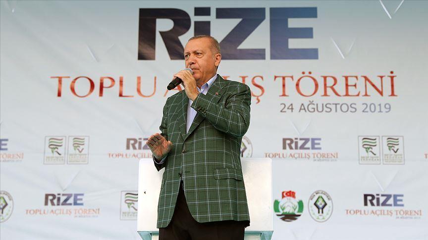 Erdogan warns against misuse of municipal resources 12