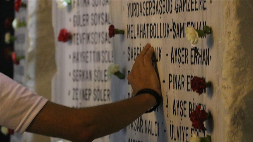 20 years on after Marmara earthquake razes NW Turkey 15