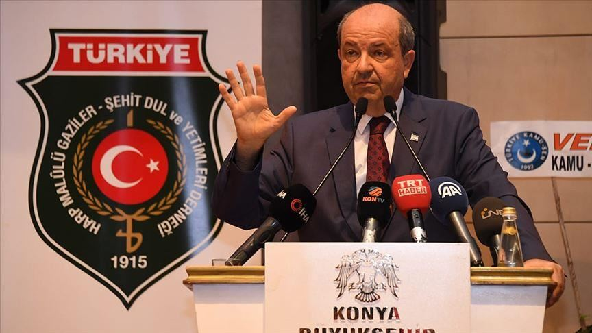 TRNC hails Turkey's resolute stance in east Med 1