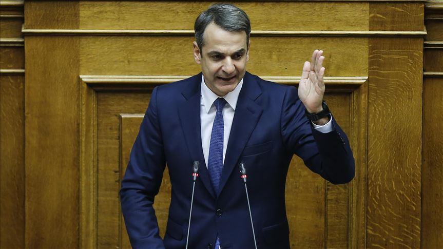 Greek PM vows to revise asylum policies 1