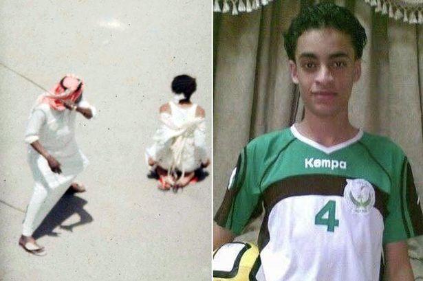 SAUDI SLAUGHTER Saudi Arabia executions spike in 2019 11