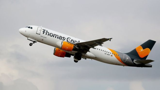 Thomas Cook collapse: German company files for bankruptcy 1