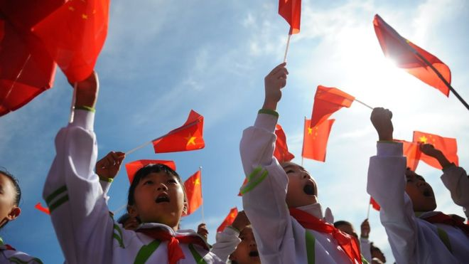 China anniversary: The deep cuts of 70 years of Communist rule 18