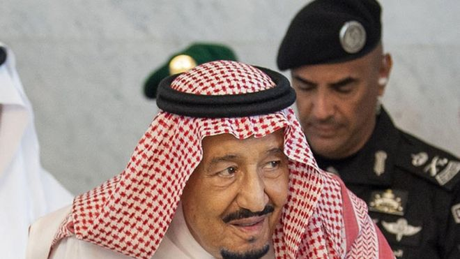 Saudi King Salman's bodyguard shot dead by friend 1