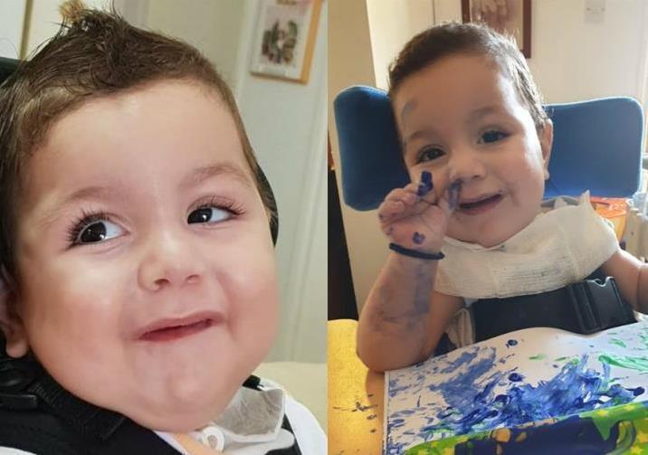 Good news for little Antonis – Treatment begins on Thursday 1