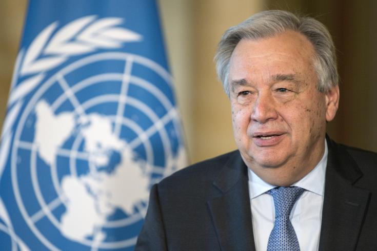 Cyprus issue to be discussed during UN chief's meetings on sidelines of General Assembly 1