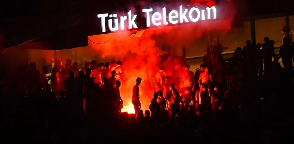 Türk Telekom networks fail after earthquake 1