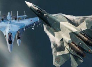 Su-35 SU-57
