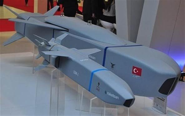 Turkey successfully tests first bunker-busting cruise missile, minister says 18