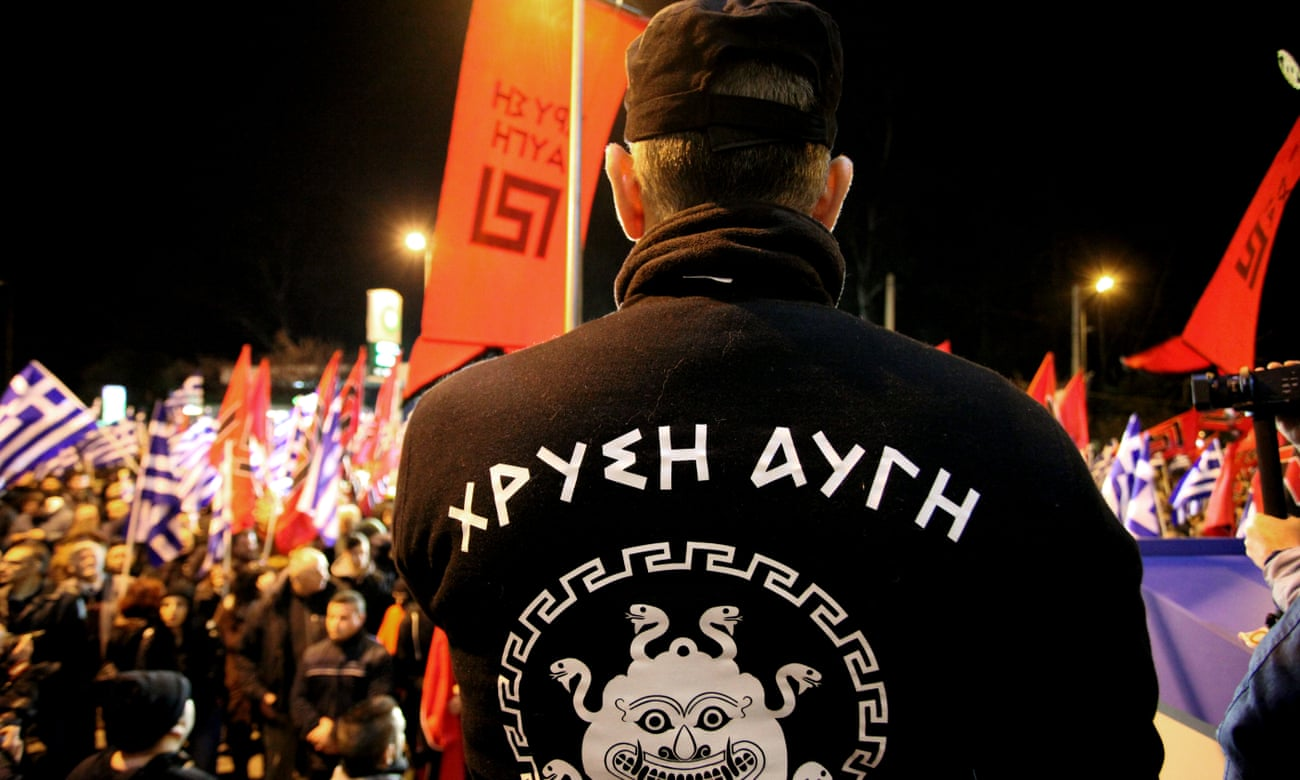 After murder, defections and poll defeat: the sun sets on Greece's Golden Dawn 1