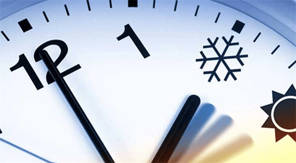 Winter working hours start today 1