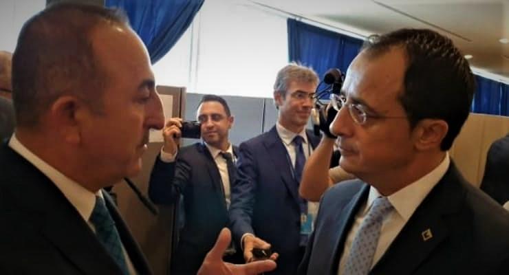 "Çavuşoğlu : ""We must first decide what we will negotiate"". 1"