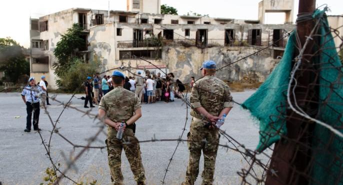 The Cyprus Problem – Status Quo 14