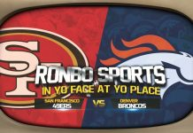 Ronbo Sports Watching 49ers VS Broncos Preseason Week 2 2019