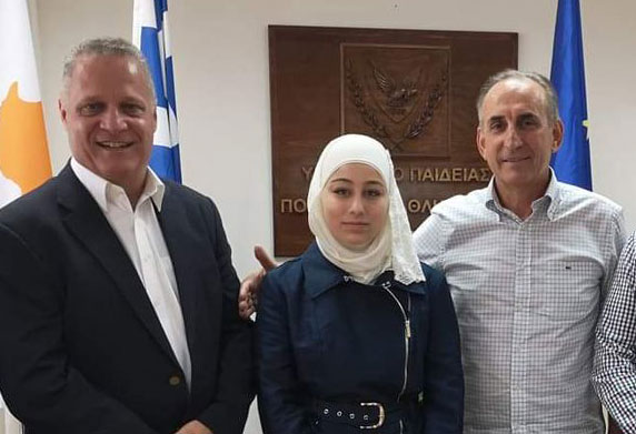Headteacher of Apostolos Varnavas lyceum transferred to different department 15