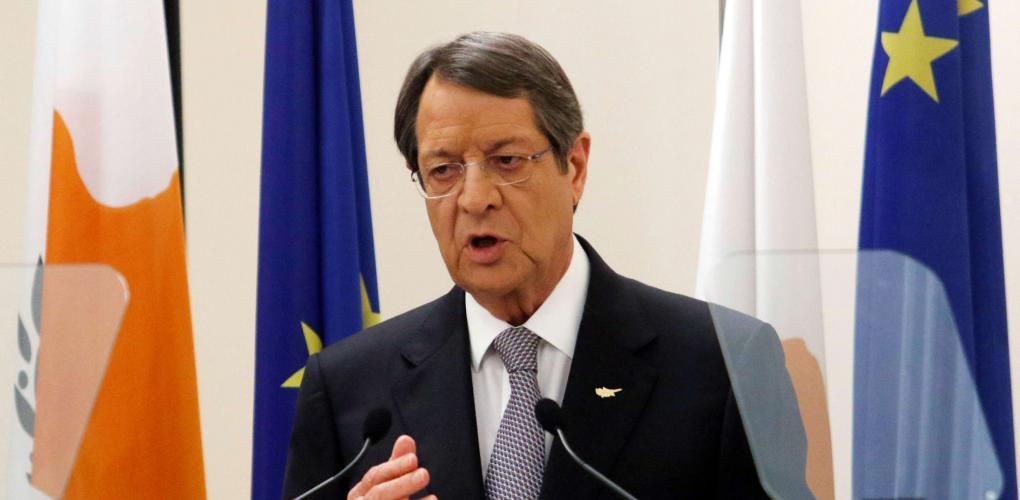 Greek Cypriot President says no dialogue with Turkey until provocations end 1