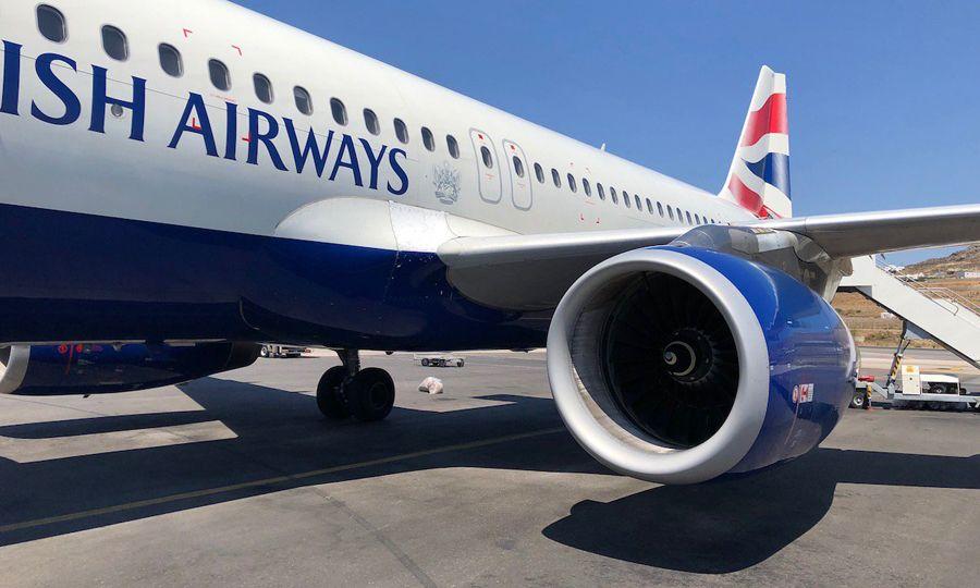 British Airways flights to Cyprus on hold 1