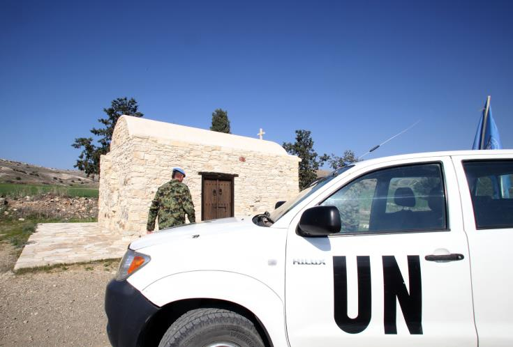 UNFICYP is liaising with both sides to address security concerns 1