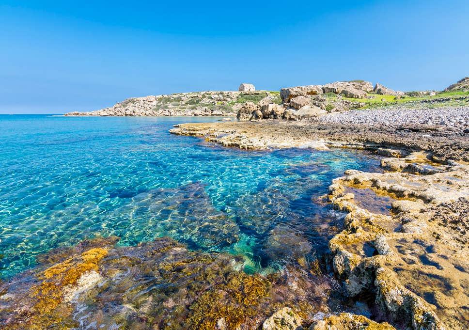 Cyprus, a hot potato 15