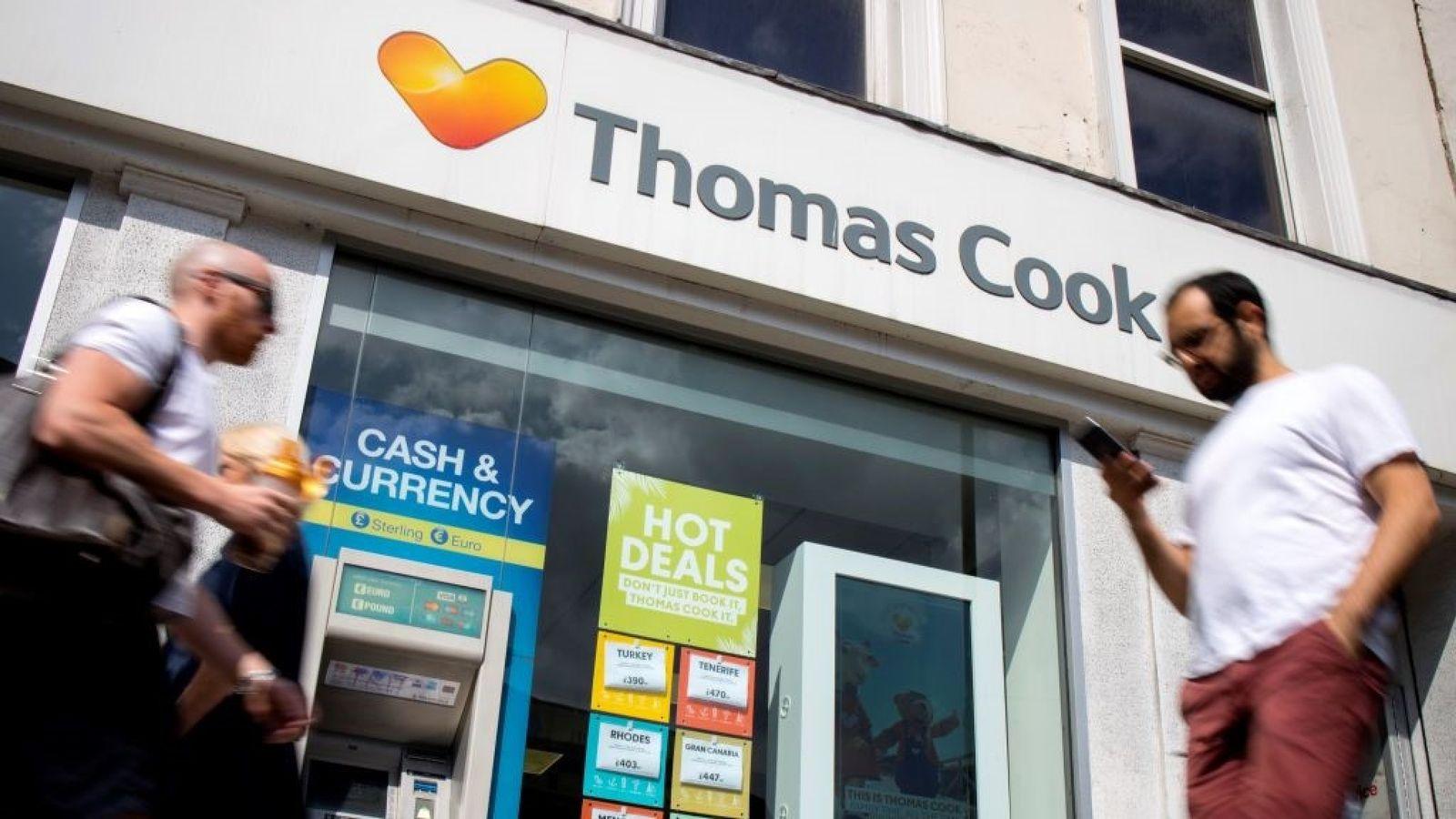 Thomas Cook begs lenders to slash £200m demand 1