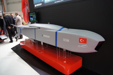 Turkey successfully tests first bunker-busting cruise missile, minister says 19