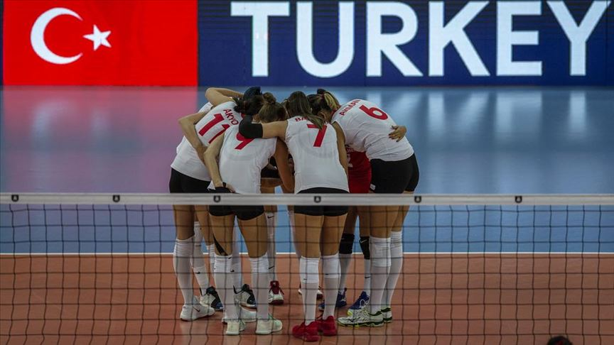 Turkey get silver medal in EuroVolley 2019 1