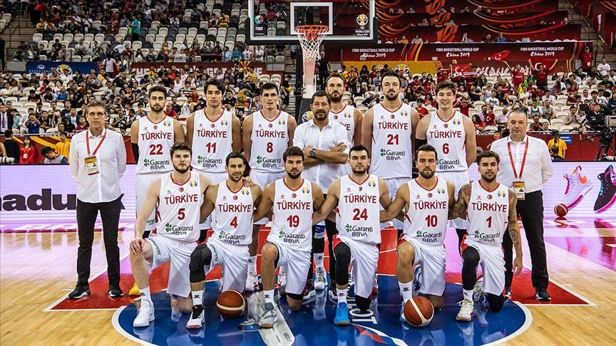 FIBA World Cup: Turkey advances to Olympic qualifiers 1