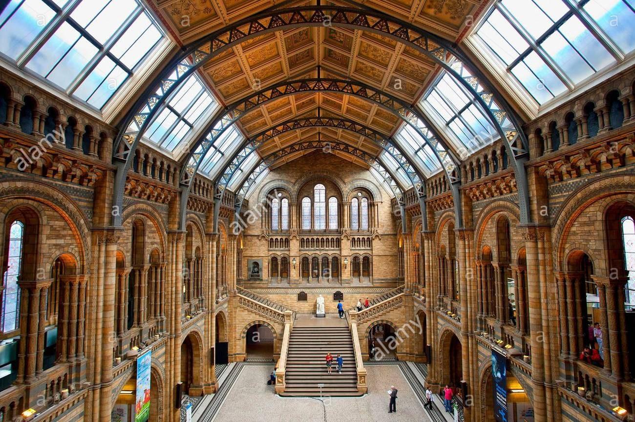 uk london natural history museum great hall panorama photo24 1122am 1